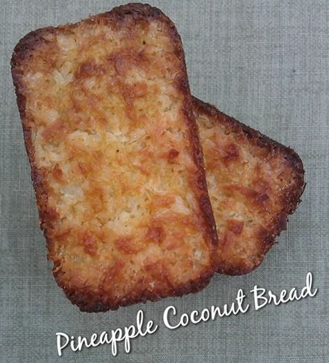 Pineapple Coconut Bread | Food and other things I can eat or drink ...