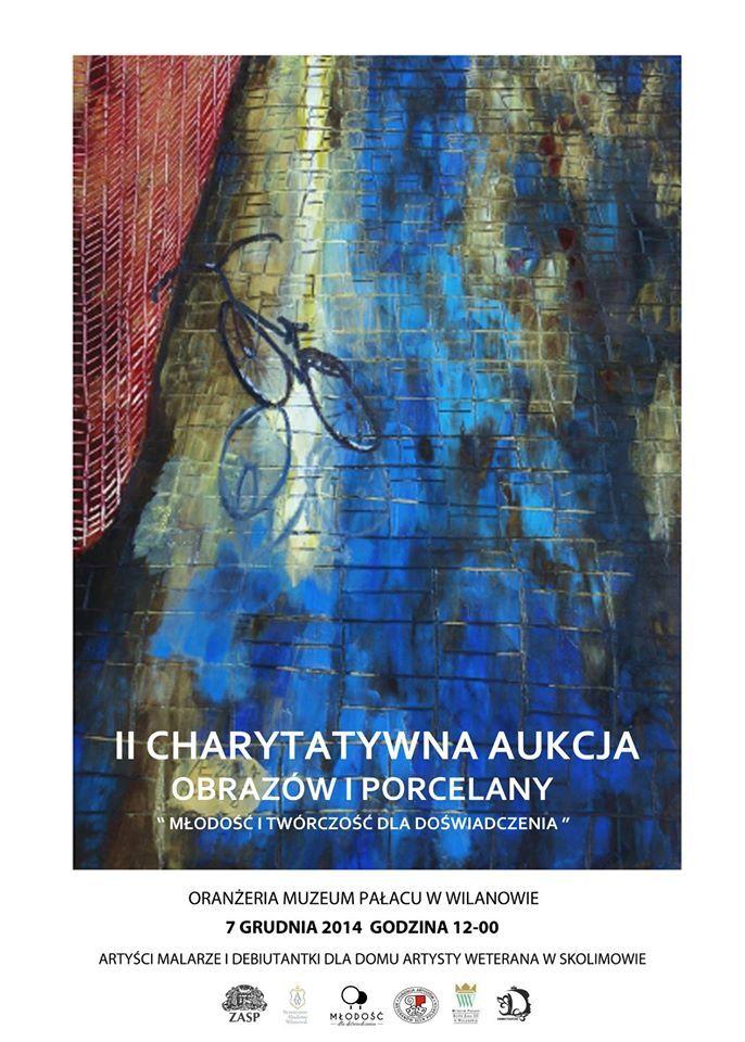 Młodość i Twórczość dla Doświadczenia - aukcja dla Skolimowa