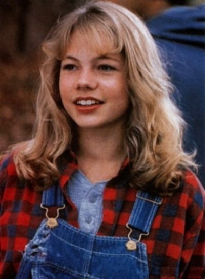 Michelle Williams in youth | Celebrities Early In Life | Pinterest Michelle Williams