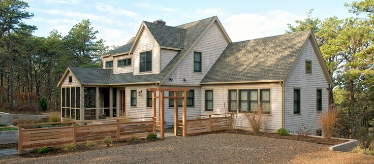 Cape cod style house additions woods for the home for Additions to cape cod style homes