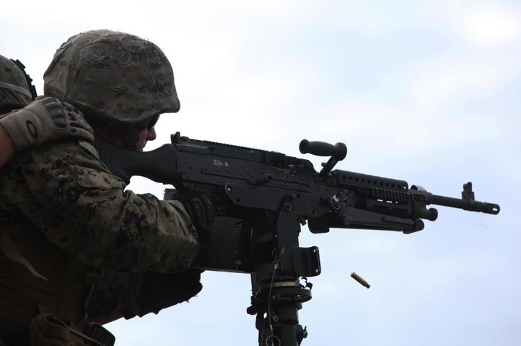 240b machine gun