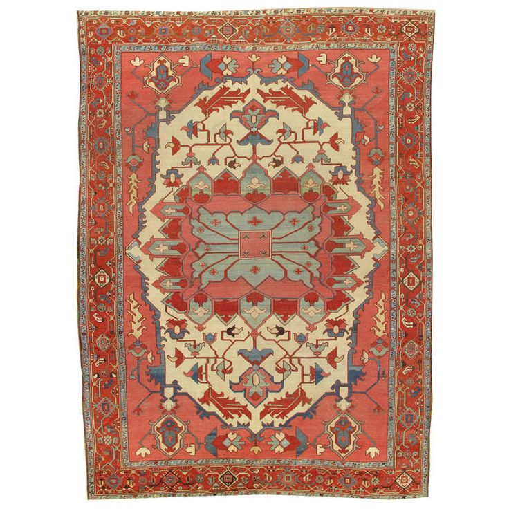 Antique Serapi Carpet 1st dibs 12x 8