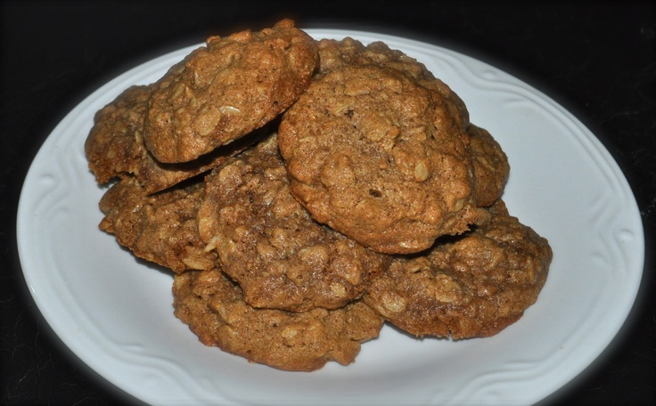 Skinny Biscoff Oatmeal Cookies | FOOD LOVER! | Pinterest