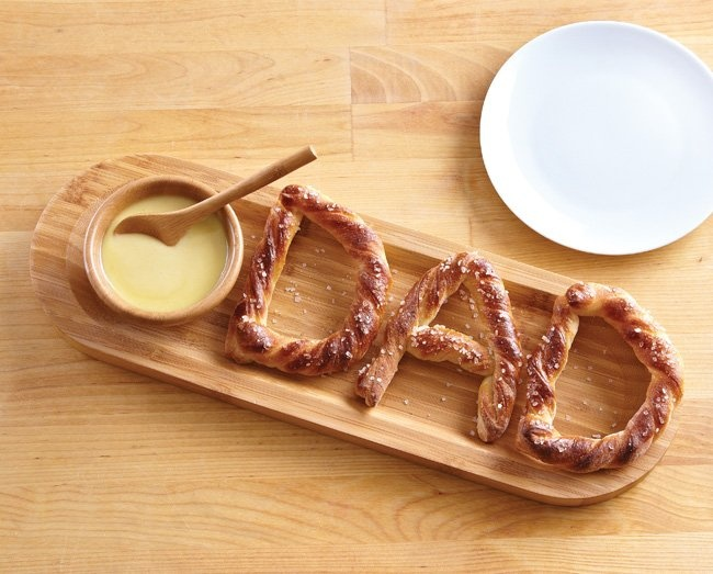 perfect for Father's Day. Whip up a batch of our Mini Soft Pretzels ...
