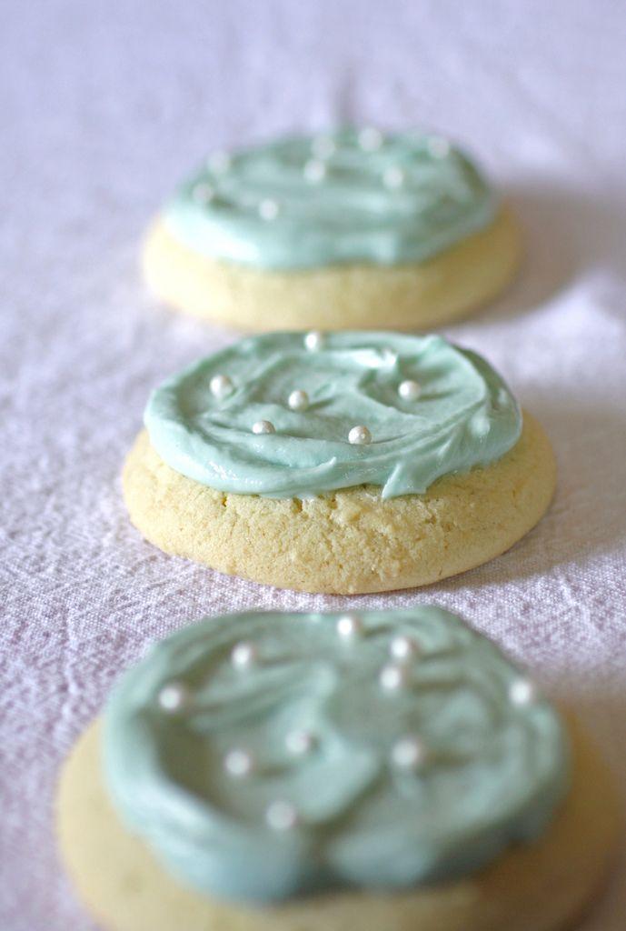 Easy Sugar Cookies | yummy!! | Pinterest