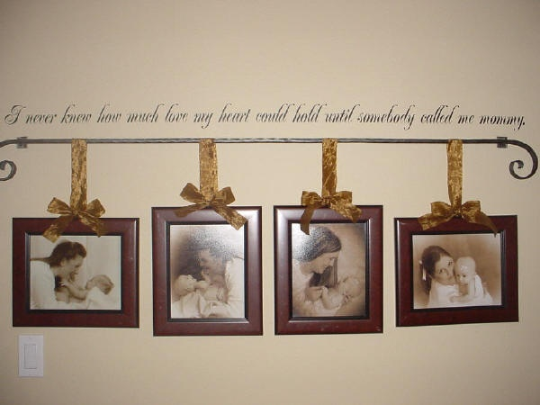 Wall Decor Framed Quotes : Framed wall art quotes quotesgram