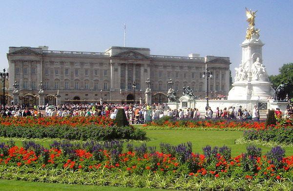 Buckingham Palace #Flowers #Summer