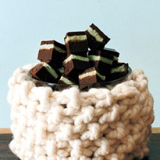 Grasshopper Squares | Candy And Such | Pinterest