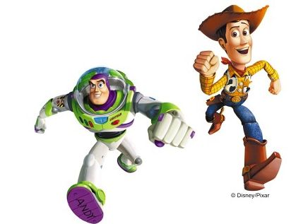 how to draw woody and buzz