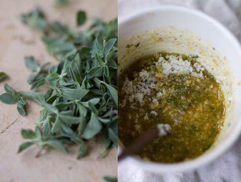 Pounded Walnut Strozzapreti | Recipe
