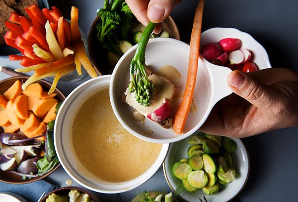 Bagna Cauda, this is the way to eat your veggies! | Appetizers and ...