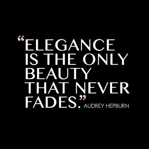 Elegance Quotes Pinterest