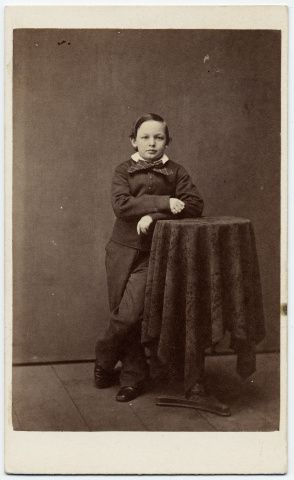 Abraham Lincolns Son Willie