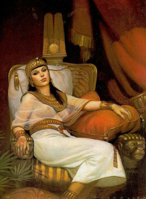 cleopatra queen of the nile ancient egypt