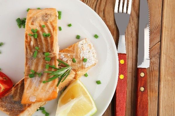 Orange Honey Ginger Grilled Salmon: #healthy & flavorful #recipe ready ...