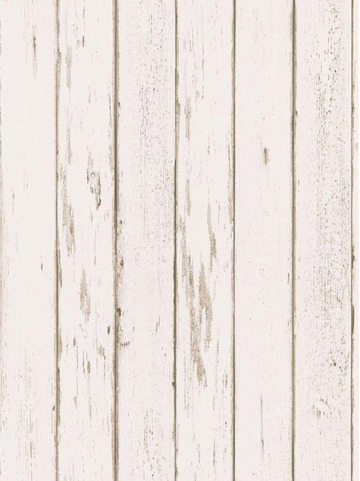 White barn wood background