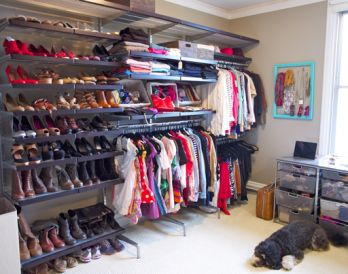 13 Smart Closet Organizing Ideas