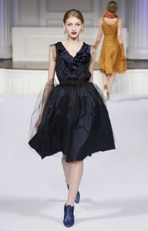 via bklyn contessa :: oscar de la renta :: pre fall 2011