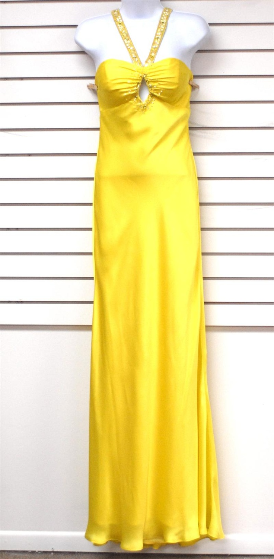 Yellow Cinderella S Closet Dress 8 147 Atlanta Prom Consignment Dr