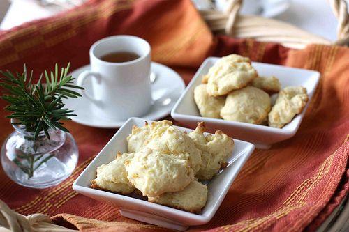orange amp coconut tea cookie recipe