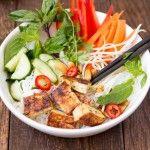 Vietnamese Noodle Salad | Bon Appetit | Pinterest
