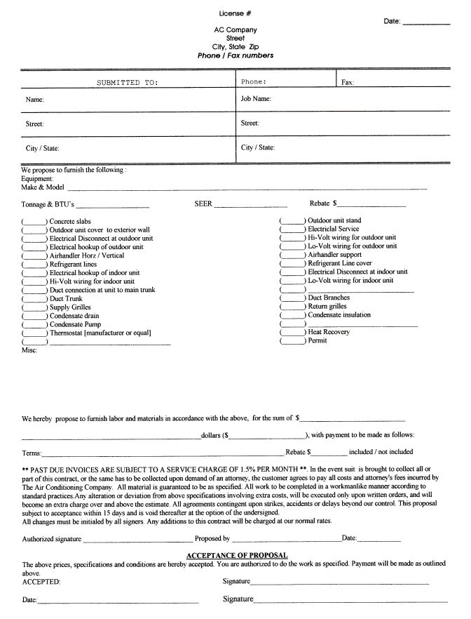 Contact Orbit Industries, LLC.