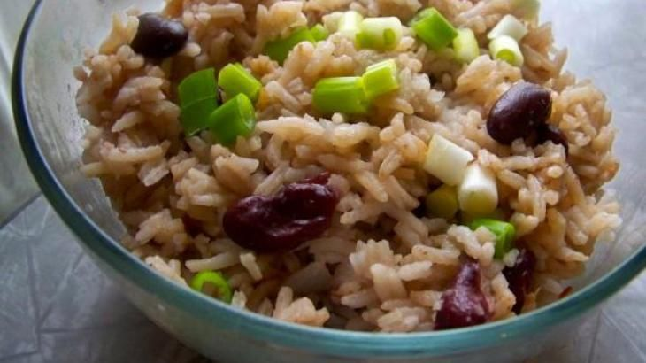 Jamaican Rice and Peas | Mmmmmm | Pinterest