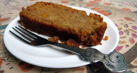 Pumpkin Tea Cake | Food - bring on the deliciousness! | Pinterest