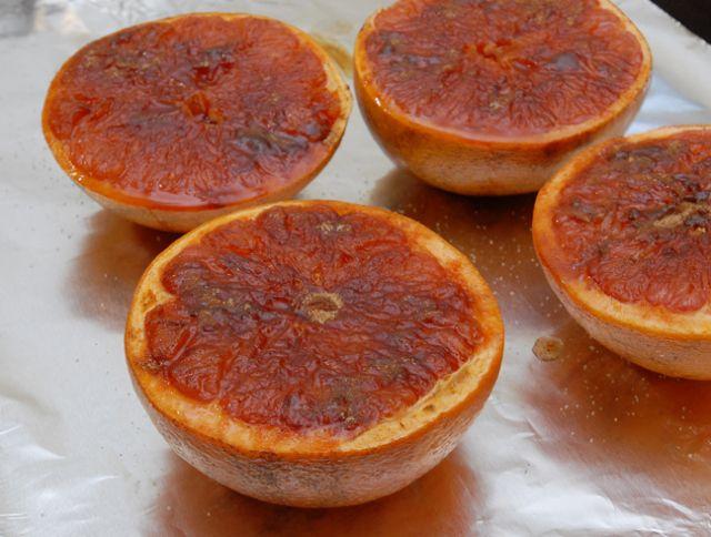 Broiled Grapefruit | ! A Permanent Health Kick ! - Healthy Living Com ...