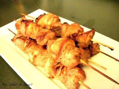 Filipino BBQ Pork Skewers | Recipes | Pinterest