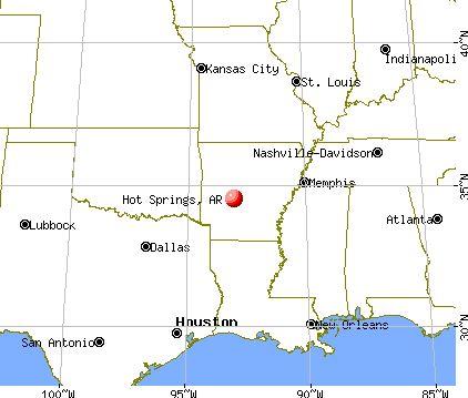 Hot Springs Arkansas  Hot Springs AR  Pinterest