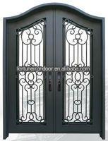 iron luxury security door decorative window security bars mad