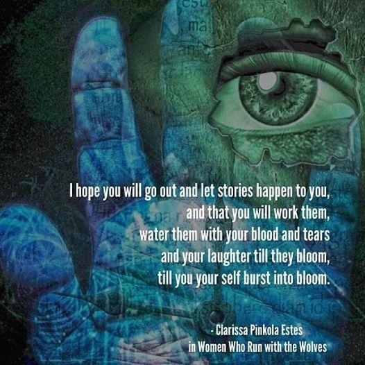 Clarissa Pinkola Estes Quotes Quotesgram