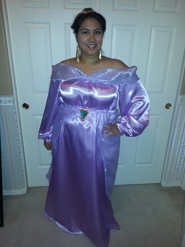 Tehmeena Afzal Princess Jasmine