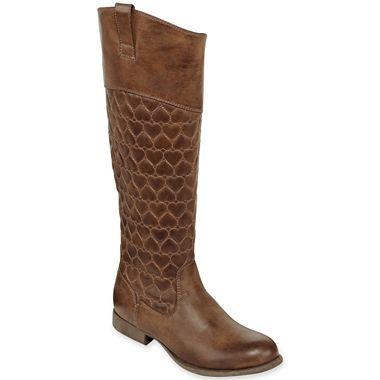 Betseyville Pilar Tall Boots - jcpenney