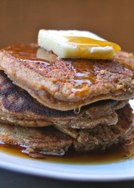 Primal Gingerbread Pancakes | Breakie | Pinterest