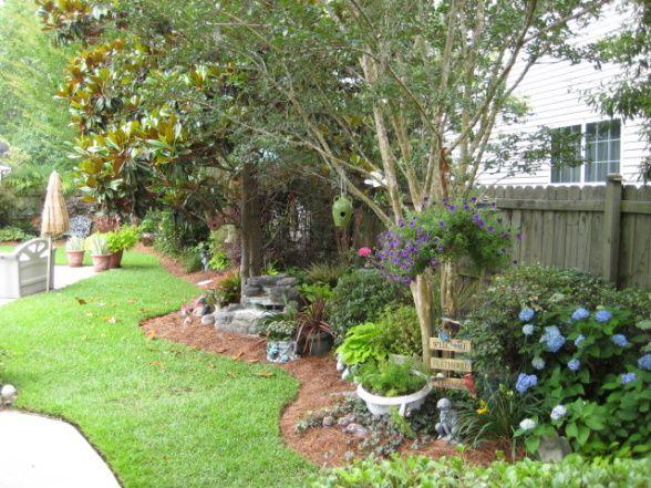 more of our southern backyard retreat fleurs jardins pinterest
