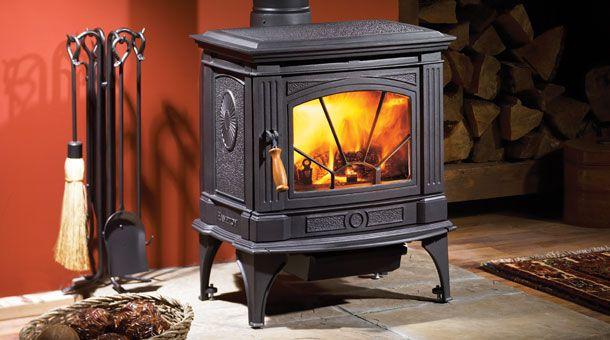 Hampton H200 Cast Iron Wood Stove | Fireplace Inserts ...