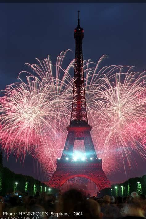 bastille day in paris france