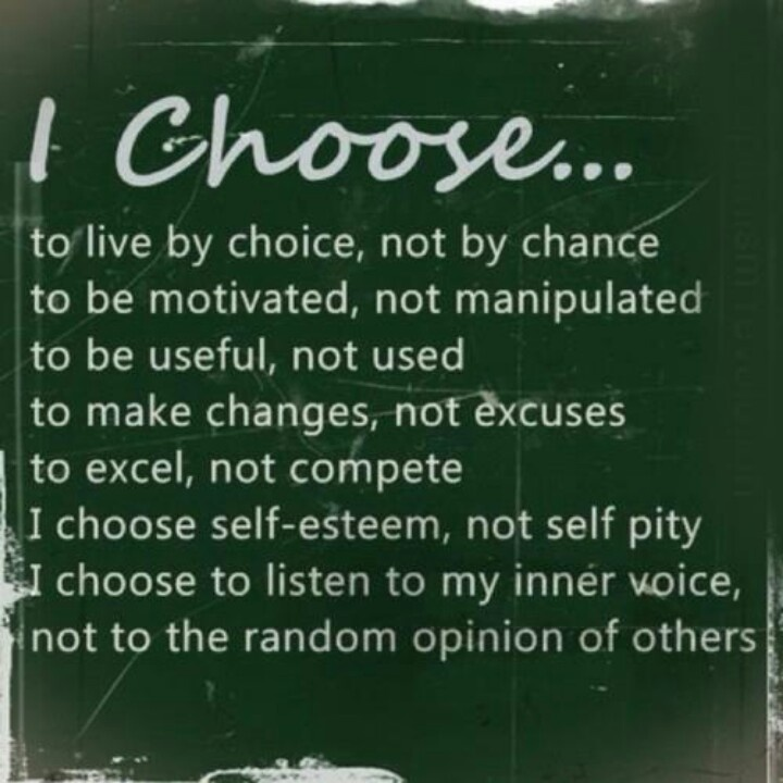I choose to be happy ) Quotes Pinterest
