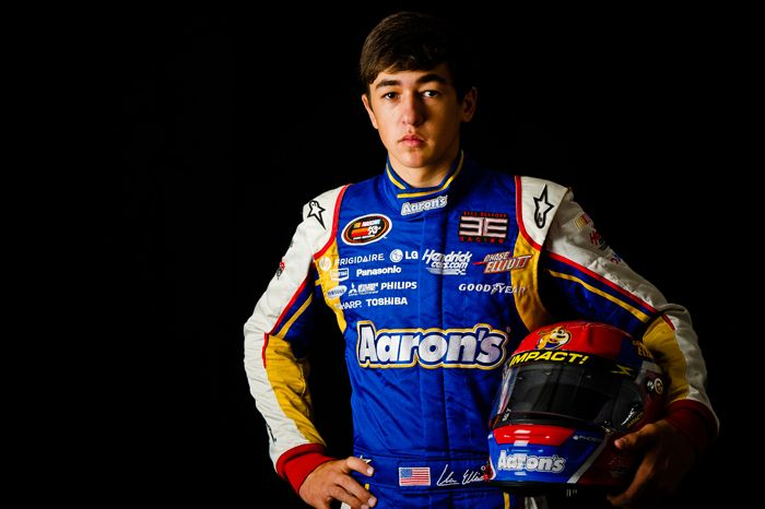 Hendrick Motorsports driver Chase Elliott named one of NASCAR Home Track's #Next9: NASCAR's next generation of stars in the K Pro Series East-West. Read more: http://hometracks.nascar.com/Next-9_See-The-Future_NASCAR_NKNPS.