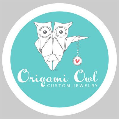 Origami Owl inspired Stickers 3 quot  x 3 quot   Download ONLY   Print at    Origami Owl Logo
