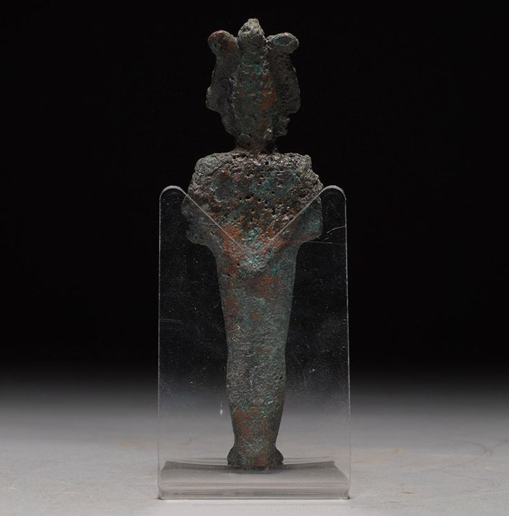 Dating bronze artifacts