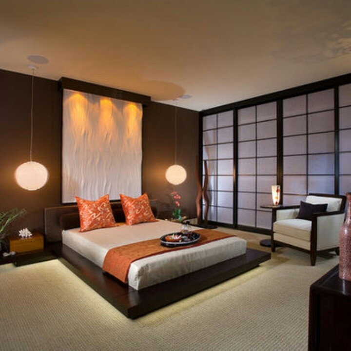 japanese style bedroom tiny apartment pinterest