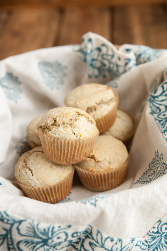Rye Maple Muffins...these are good, I had never baked with cardammon ...