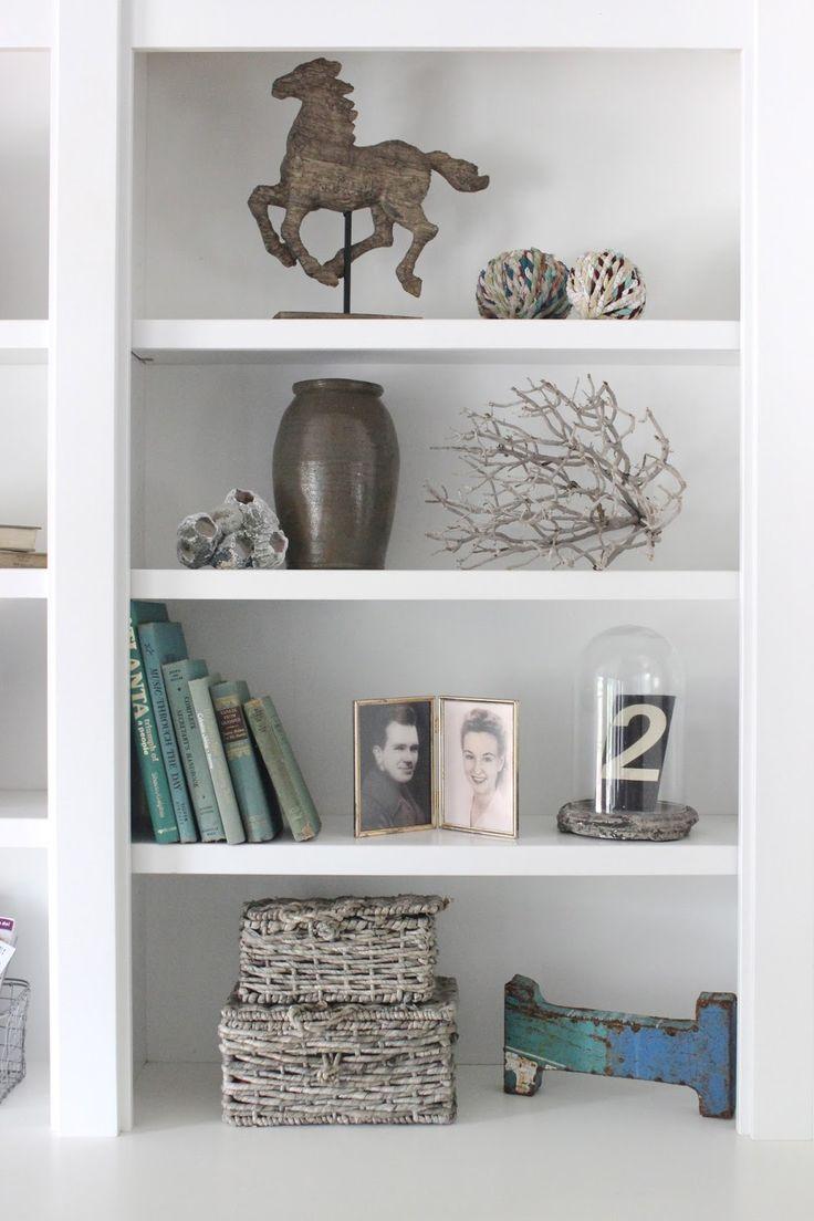 Bookcase Staging Details Details Pinterest