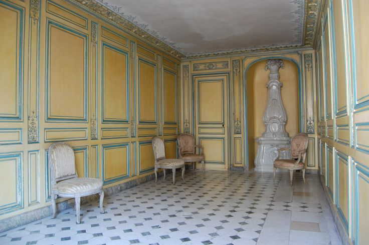 Pin by belle etoile on interiors pinterest for Salle de bain louis xv versailles