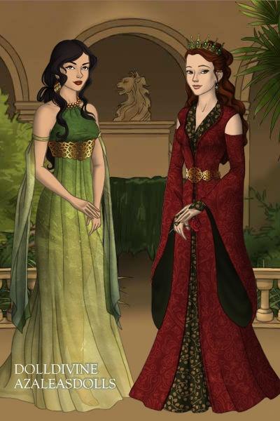 Arianne Martell Amp Margaery Tyrell