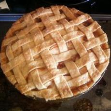 October Apple Pie | Food & Drink | Pinterest