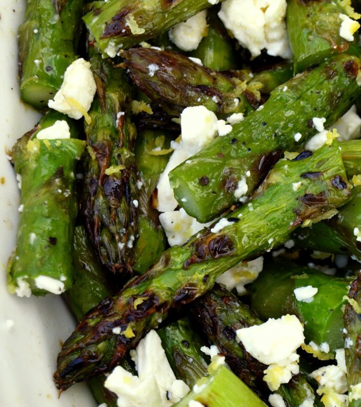 beats by dre shop Grilled Asparagus amp Feta Salad  Recipes to try